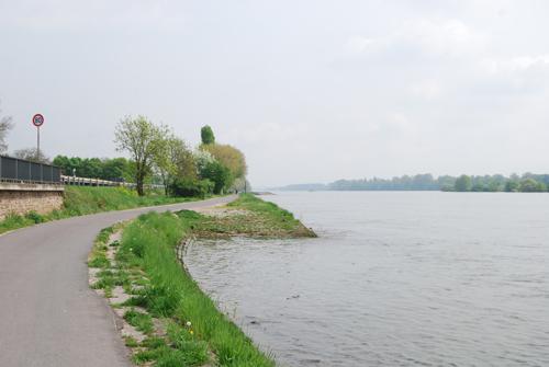 Leinpfad zwischen Eltville und Erbach