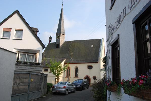 Martinsthal-Kirche