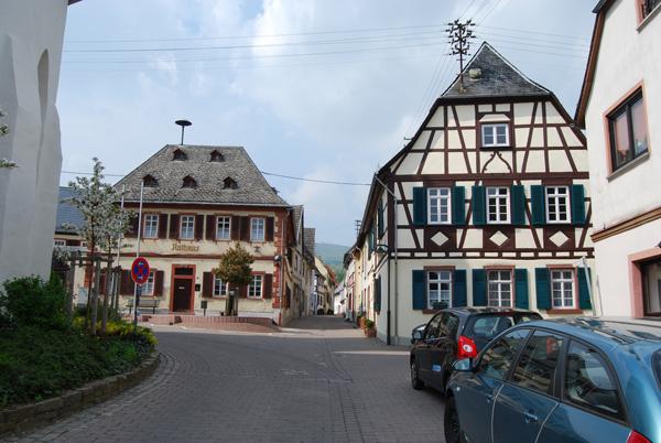 Hallgarten-rathaus