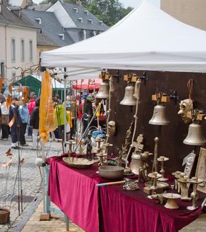 Kunstmarkt am Hilchenfest