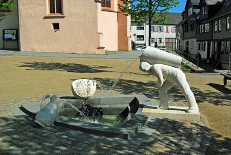 Rauenthal-kerbeplatz
